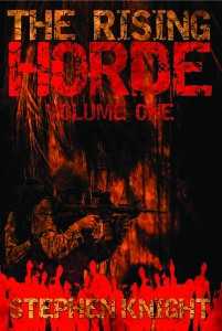 THE RISING HORDE: VOL. 1 new cover